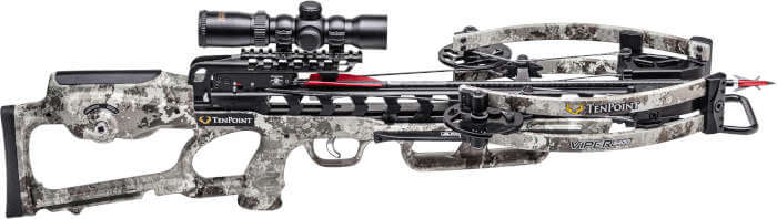 TenPoint Viper S400 - Best With Built-in Cocking Crossbow
