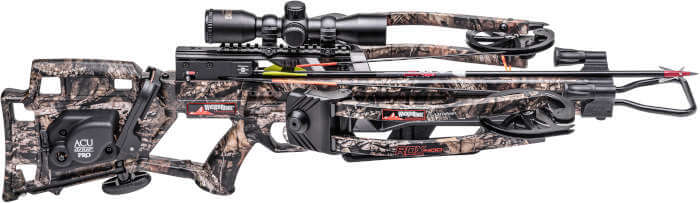 Wicked Ridge RDX 400 - Best Reverse Draw Crossbow