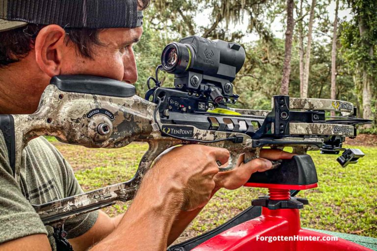 TenPoint Vapor RS470 XERO Crossbow Review