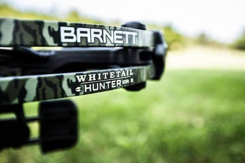 Barnett Whitetail Hunter STR Close up