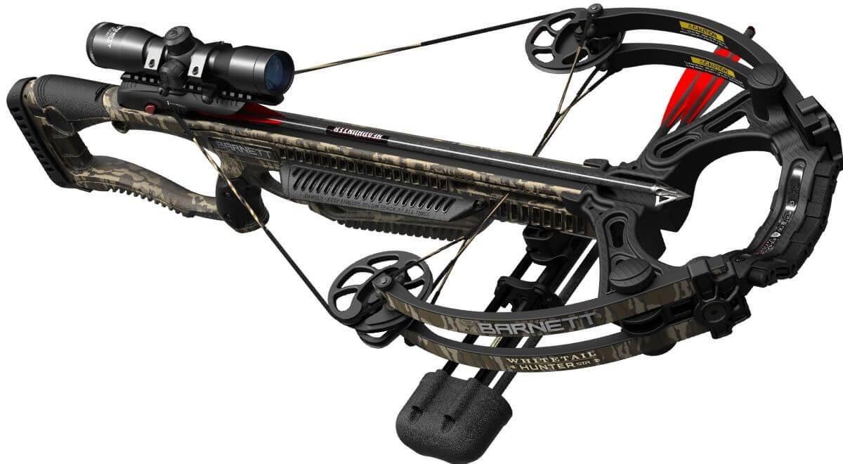 Barnett Whitetail Hunter STR - Crossbow Review 1