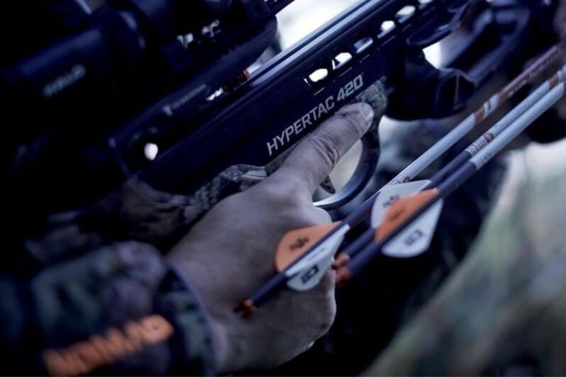 Hypertac 420 Trigger Close Up