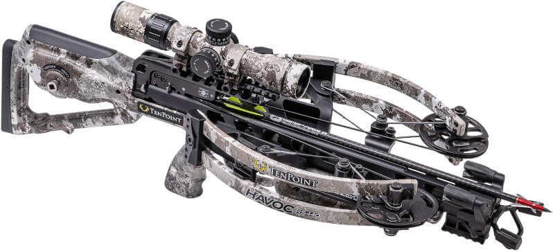 TenPoint Havoc RS440 Crossbow Review - XERO and EVO-X Marksman Elite 1