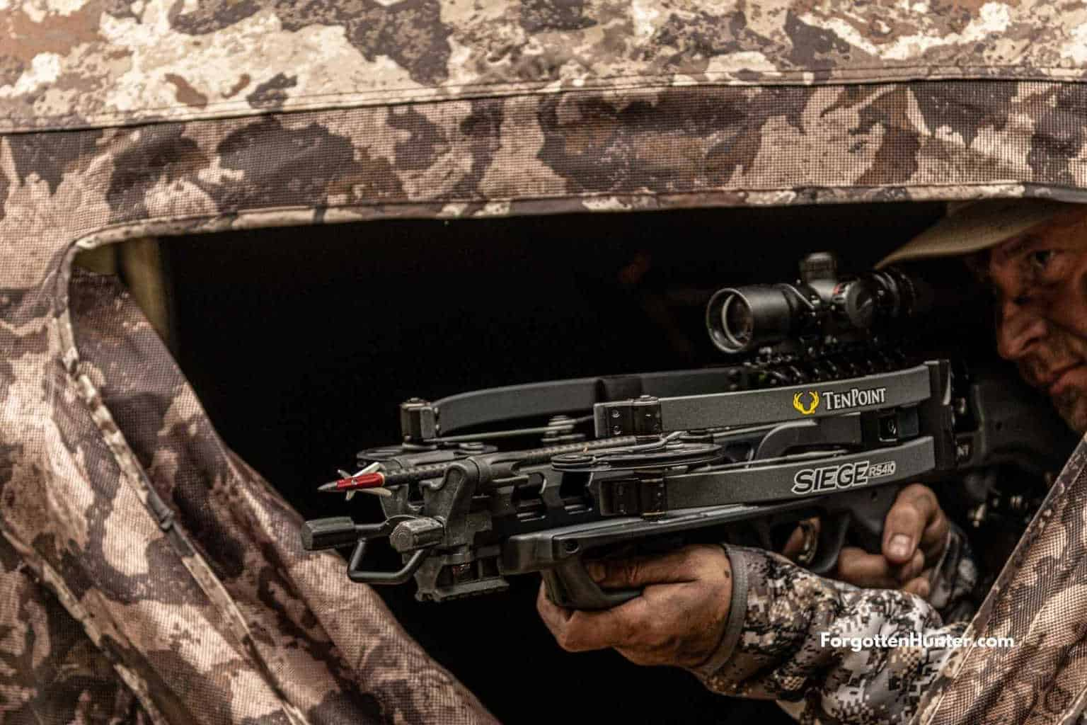 TenPoint Siege RS410 Crossbow Review