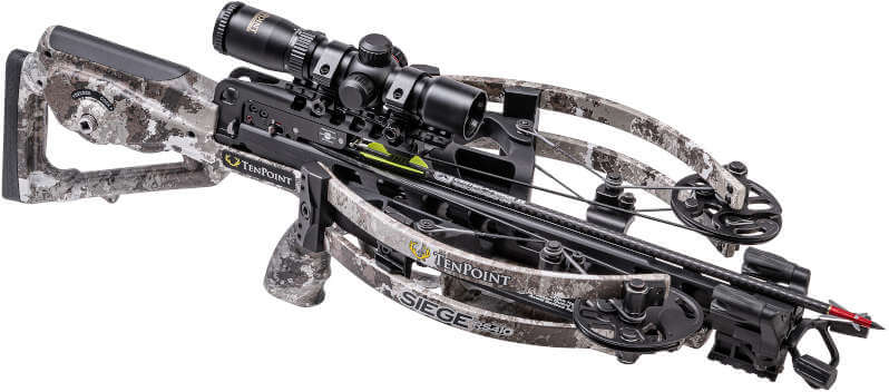 TenPoint Siege RS410 Review - Quiet, Compact and Fast Crossbow 1