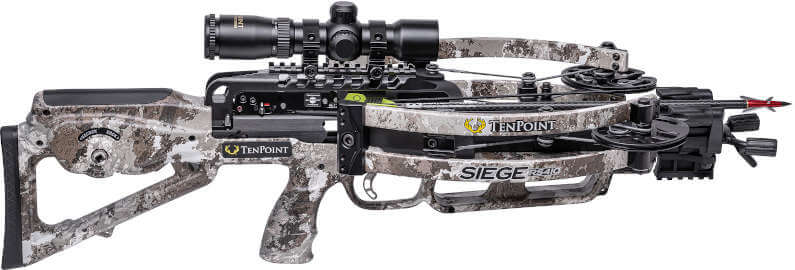 TenPoint Siege RS410 Side View