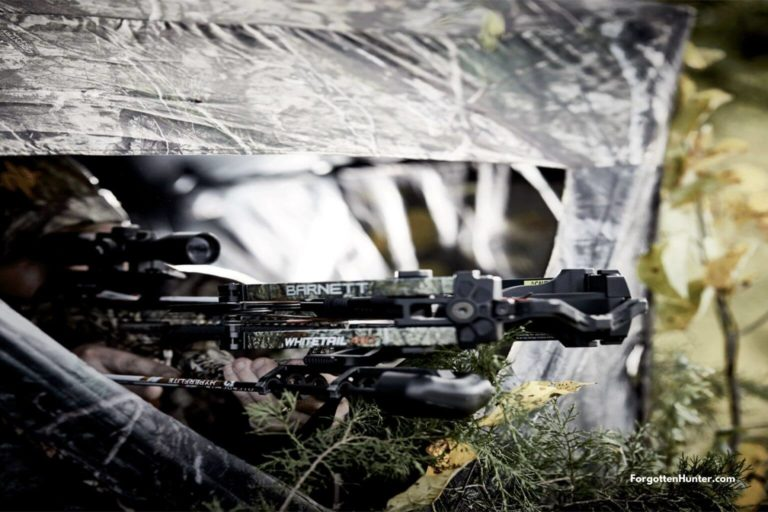 Barnett Hyper Whitetail 410 Review - The First Whitetail Crossbow Powered By Hyperflite Technology