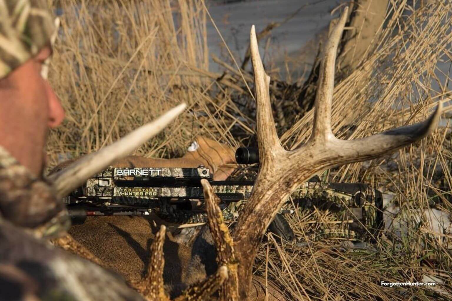 Barnett Whitetail Hunter Pro STR Crossbow Review - Is It Still Worth Picking Up In 2021