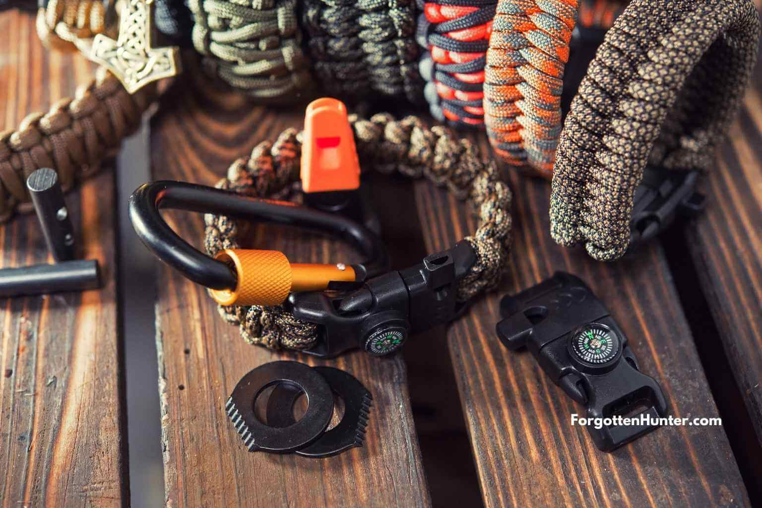 Parachute Cord and Paracord Bracelets - How a Paracord Can Safe Your Life