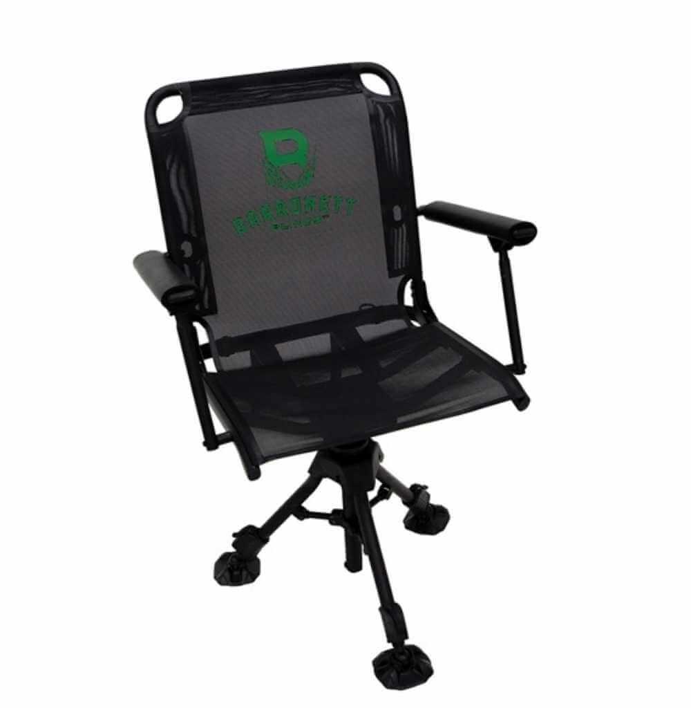 Barronett Blinds 360 swivel chair
