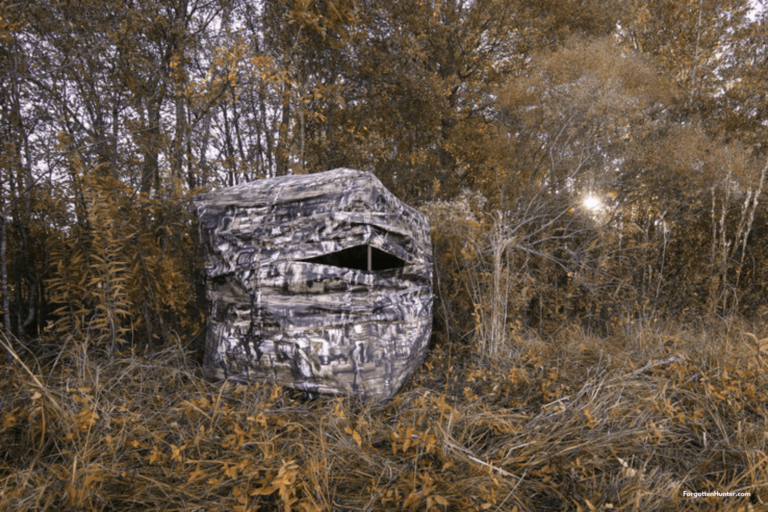 Primos Double Bull Surroundview 360 Ground Blind Review - First Ground Blind With no Blind Spot!