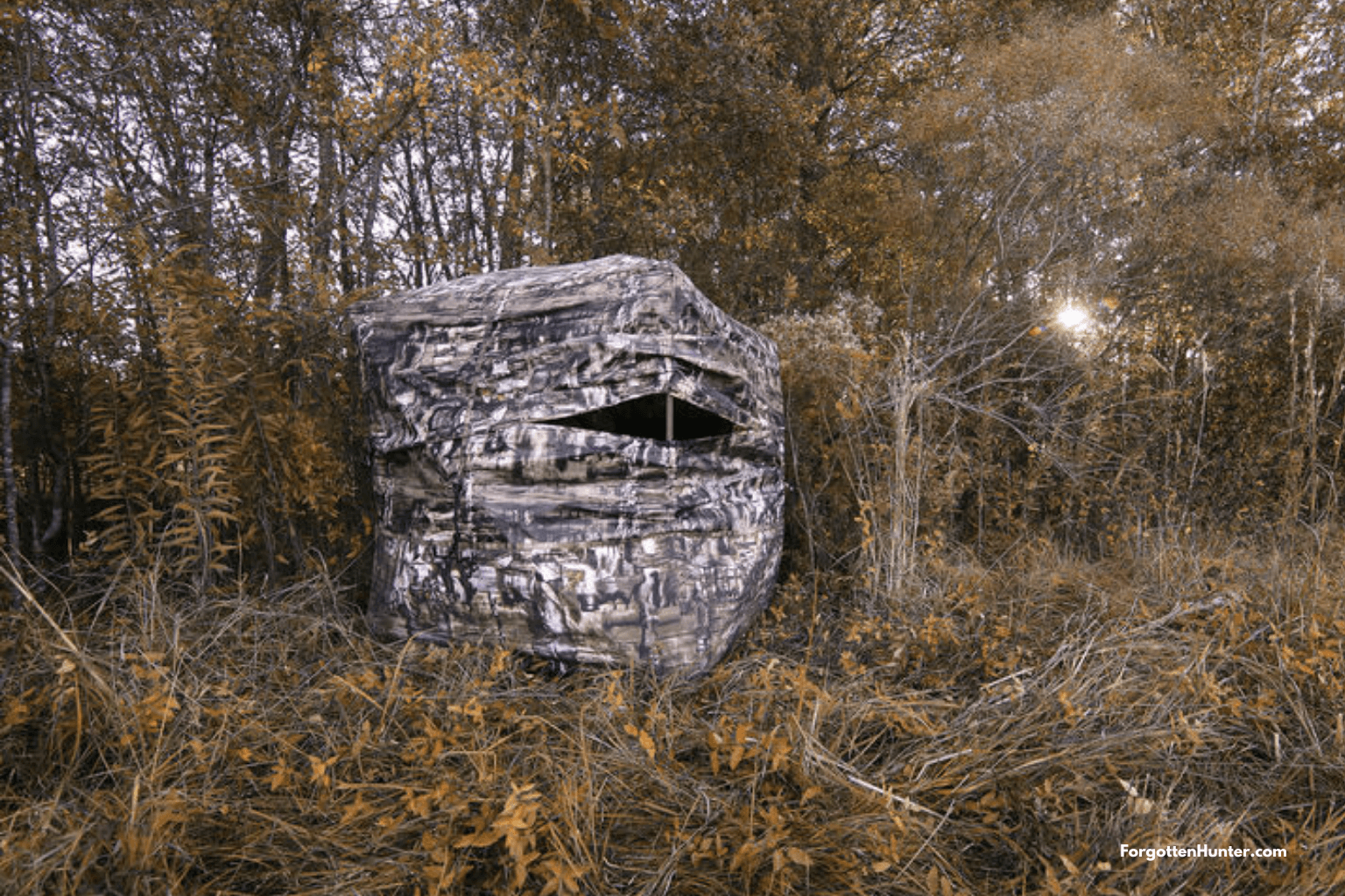 Primos Double Bull Surroundview 360 Ground Blind - The Best Hunting Blind