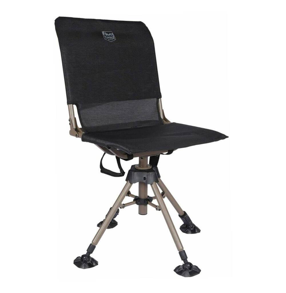 Timber Ridge Folding Rotating Blind Hunting Chair