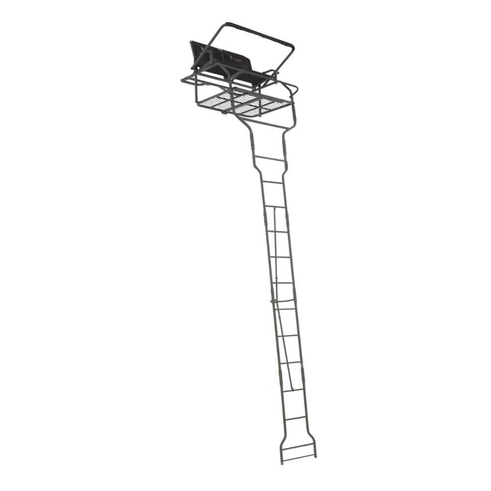 Ol'Man Assassin 18' Dual Ladder Stand