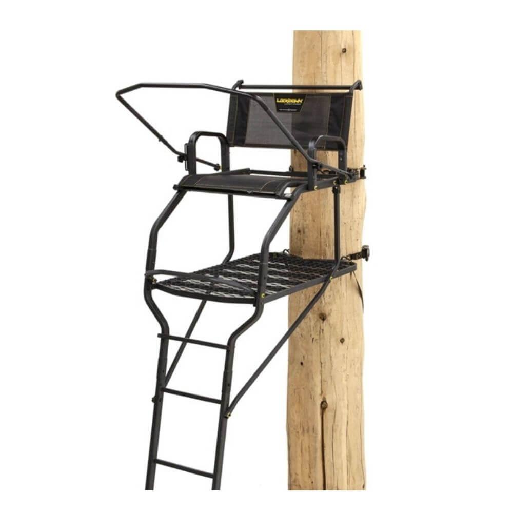 Rivers Edge Lockdown Wide Man Ladder Tree Stand