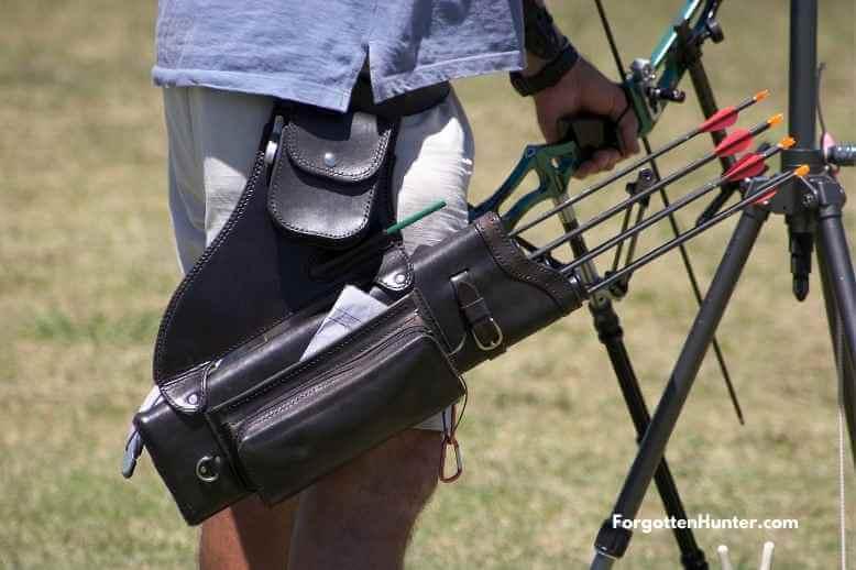 Photo of a Hip Quiver
